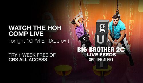 BigBrother-24HourLive com - Blog - News about Big Brother